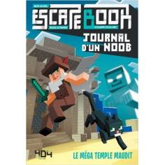 Escape book junior : Journal d'un noob