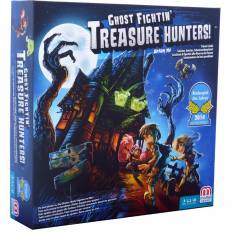 Trésors cachés (Ghost fightin' Treasure Hunters!)