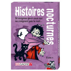 Black Stories Junior Histoires Nocturnes