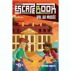 Escape book junior : Vol au musée